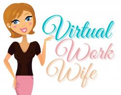 Virtual Work Wife logo