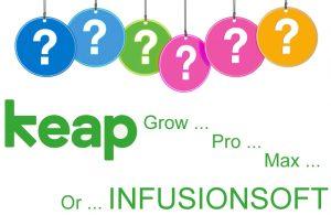 Keap or Infusionsoft
