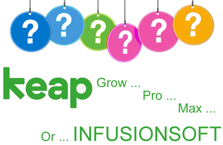Keap or Infusionsoft