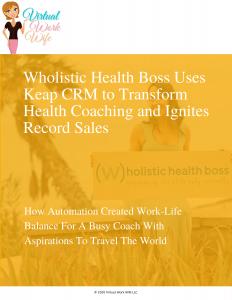 WHB Case Study